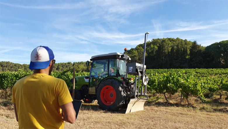 L'agriculture et le numérique @inrea iansily