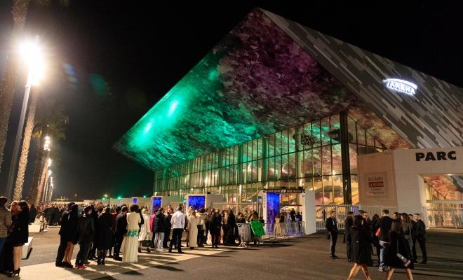 Sud de France Arena jouxte le Parc des Expositions.