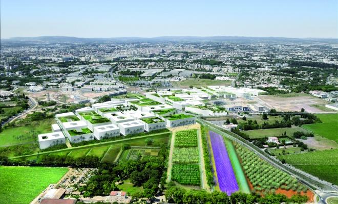 Le quartier Eurêka dessine une nouvelle cité où le