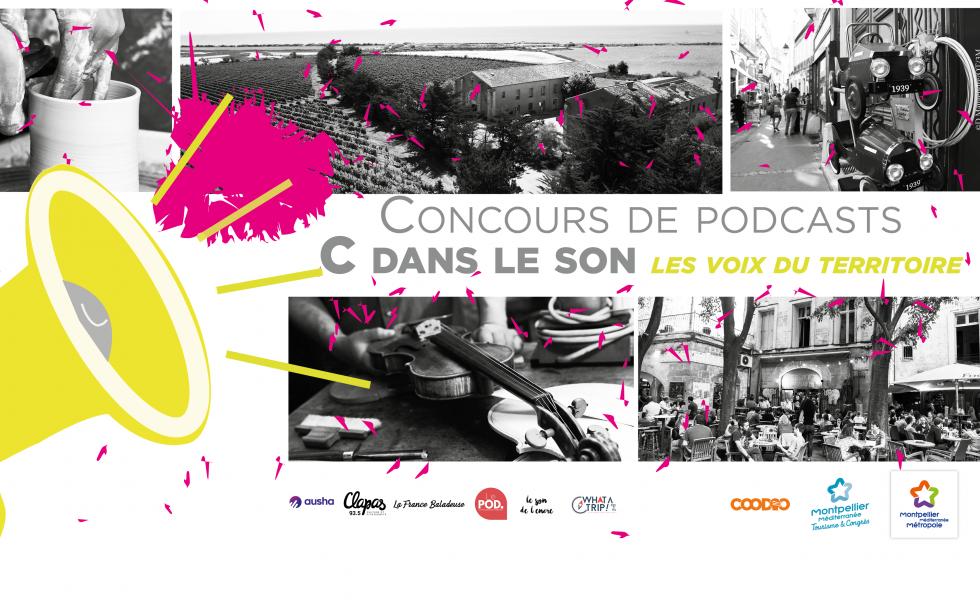 Concours de podcasts C dans le son : lancement de la deuxième édition !