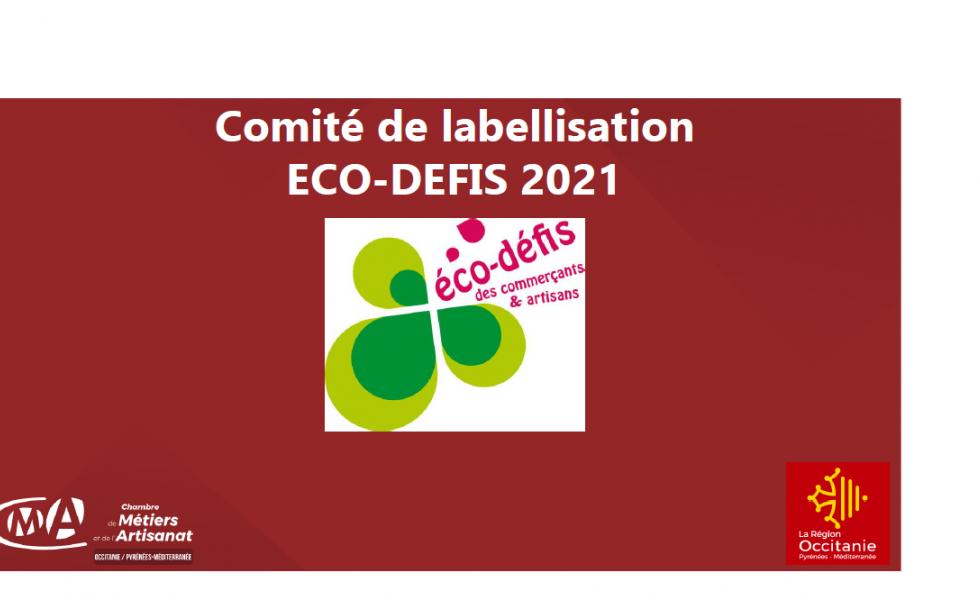 Éco-défis, un label de la Chambre de Métiers et de l'artisanat, qui a du sens !