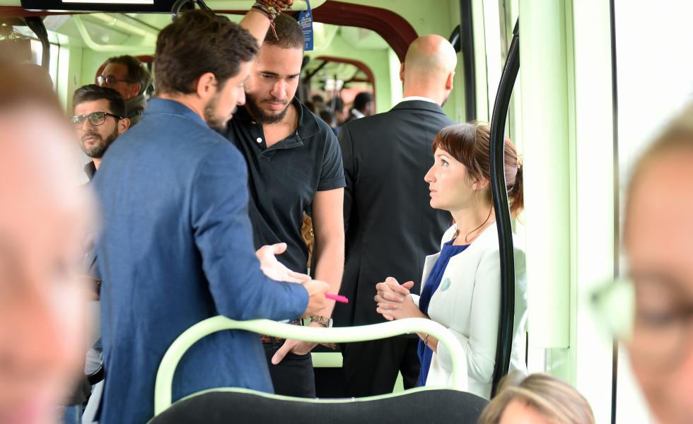 Un tramway nommé startup, troisième édition !