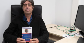 Christian Jorgensen, le directeur de l'IRMB. Ph. Pierre BRUYNOOGHE