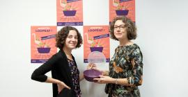 Adeline Lefebvre et Clémence Hugot ont fondé LoopEat en août 2019.